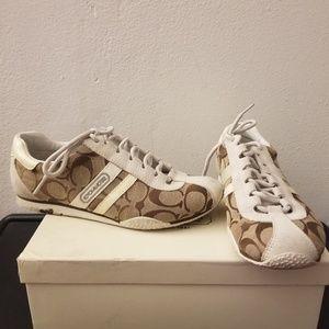 Shoes - Coach shoes size 6